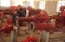 Compressor & Pumps Inspection / Overhaul