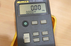 Controls & Instrumentation Calibration