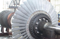 Gas Turbine Inspection
