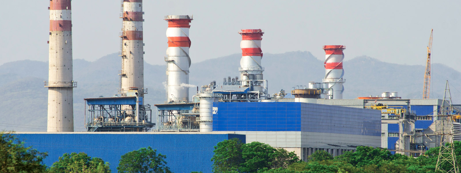 Power Plant | Gas Turbine | Steam Turbine | Boiler | HRSG | Condenser